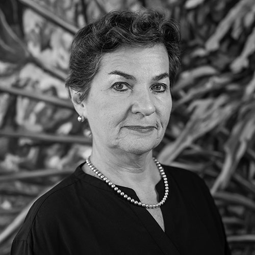 Global Optimism Founder Christiana Figueres